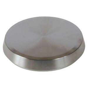 Din Blank Cap 100mm 4 Sanitary Stainless Steel Ss316