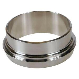 Din Weld Liner 100mm Sanitary Stainless Steel Ss316