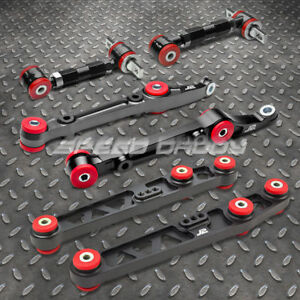J2 Powder Coated Front Rear Lower Control Arm Camber Kit Civic Eh Eg Integra Dc