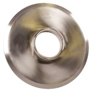 End Cap Reducer Tri Clamp clover 12 Inch X 4 Sanitary Ss304