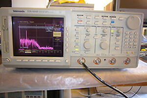 Tektronix Tek Tds 684b Color Digital Oscilloscope 4 Channels 1 Ghz 5 Gs s p6205