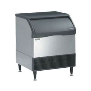 Scotsman Cu3030ma 32 250 Lb day W 110 Lb Storage Undercounter Prodigy Ice Maker
