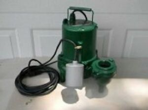 Hydromatic Sk50a1 Sewage Injection Pump Industrial Sump Pump