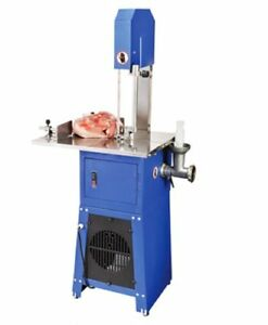 Commercial Butcher Standing Meat Band Saw Sausage Maker Grinder Slicer Processor
