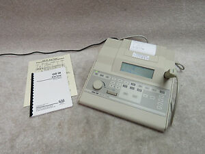 Gsi 38 Auto Tympanometer And Audiometer Great Shape Version 1