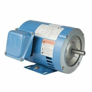 Odp30 18 286t 30 Hp 1800 Rpm New Worldwide Electric Motor Baldor