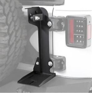 Trail Jack Mount Fits Pivot Hd Tire Carrier Only For Jeep Wrangler Smittybilt