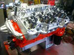 1962 63 Chevy 409 427 S Matching Remanufactured Engine