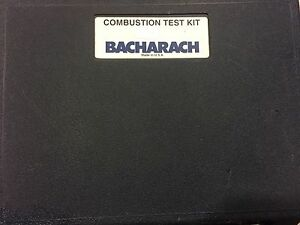 Bacharach 10 5011 Gas Combustion Analyzer