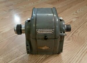 Craftsman 101 Atlas 618 6 Lathe Headstock Assembly M6 2x Spindle 1 x10