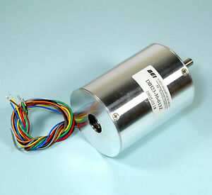 Bei Dih23 30 013z High torque Brushless Dc Motor 5270 Rpm 7 15vdc 3 phase
