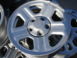 16 5 Lug 5x5 Jeep Wrangler Jeep Grand Cherokee Steel Wheel Rim 9072