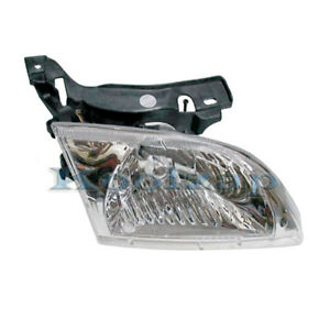 Tyc 00 02 Chevy Cavalier Headlight Headlamp Head Light Lamp Right Passenger Side