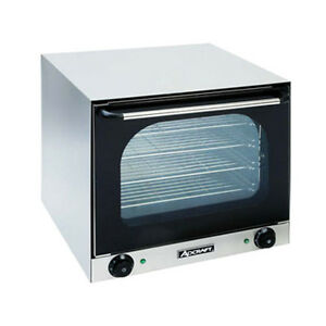 Adcraft Coh 2670w Countertop Electric Half size Convection Oven 2670 Watts