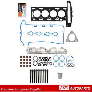 07 08 Gm 2 2l Ecotec Cobalt Hhr Malibu G5 Ion Head Gasket Set Bolt Kit Z22se L61