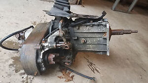 Jeep 1981 Cj Dana Model 300 Trasfer Case Borg Warner Sr5 4 Speed Cj Trans