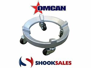 Omcan Bd9000 23512 Heavy Duty Bowl Dolly For Hobart Mixer 30 60 80 Sale Sale