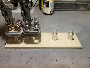 Dillon Style Reloading Tool Head 4 Way Holder