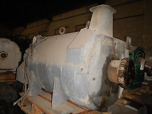 500 Hp Dc Westinghouse Electric Motor 1150 Rpm 686as Frame Dpfv 500 V