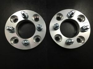 2pc 1 25mm Wheel Spacers 4x130 To 4x130 Old Porsche 914 Old Vw Beetle