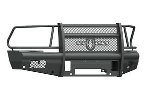 Road Armor Non Winch Full Guard Front Bumper Fits 2010 2017 Dodge 2500 3500 Hd