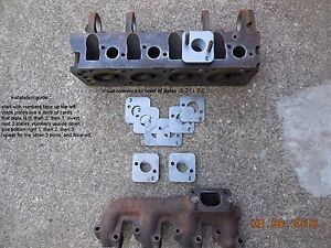 Ford Ranger 2 3l Turbo E6 Exhaust Manifold Flip Flanges Keep Your A c