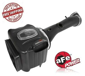 Afe Power Momentum Air Intake Pro Dry 09 15 Gm Silverado Sierra 6 0l Mech Fan