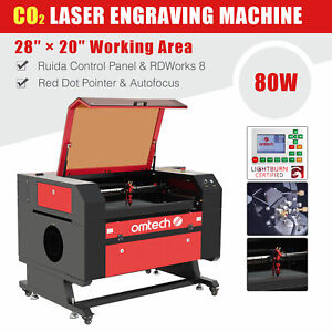 Upgraded 60w 28 x20 Co2 Laser Engraver Cutter Cutting Engraving Marking Machine
