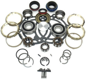 Getrag Nv3500 Nv3550 Chevy Jeep Dodge 5 Speed Trans Rebuild Bearing Kit Bk235gws