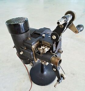 first model bell howell filmo automatic