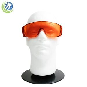 12 Pcs Dental Whitening Led Curing Light Protective Safety Eye Goggles Glasses