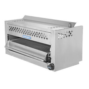 Turbo Air Tasm 36 Radiance 36 Wide Gas Salamander Broiler