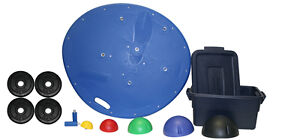 Cando Pro Balance System W balls Weight Rods Weights W tub 1 Ea