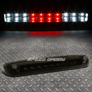 For 07 13 Silverado Sierra Tinted Led Third 3rd Tail Brake Light Rear Cargo Lamp