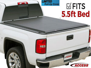 Access Limited Roll Up Tonneau Truck Bed Cover 2015 2019 Ford F150 5 5 Ft