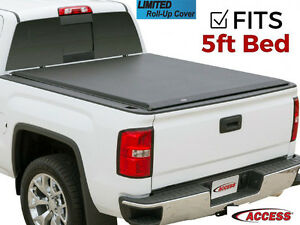 Access Limited Tonneau Bed Cover Fits 2005 2019 Nissan Frontier 5 Ft