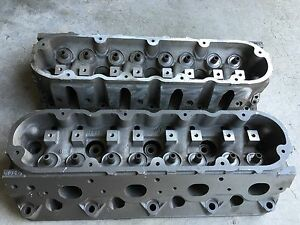 1997 2004 Chevy Chevrolet 5 7l 350ci Ls1 806 Cylinder Heads