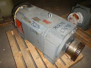 300 Hp Reliance Electric Motor 1800 Rpm L3698 Frame Dpfv 460 V inverter Duty