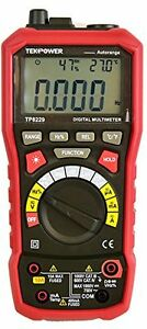 Tekpower Tp8229 Auto range 5 in 1 Digital Multimeter Lux Sound Level Tester