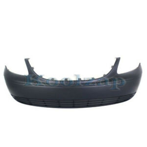 Capa 01 04 Town country Front Bumper Cover Assy W o Fog Lamp Ch1000320 5018611aa