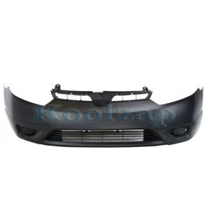 Capa 06 07 08 Civic Coupe Front Bumper Cover Assy Primed Ho1000237 04711svaa90zz