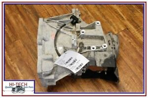 13 14 15 Ford Fiesta 1 6 Manual Transmission 5 Speed