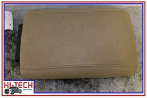 03 04 05 06 Ford Expedition Center Console Lid Arm Rest Tan 10921