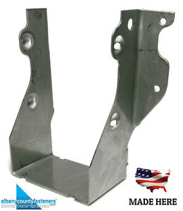 316 Stainless Steel Joist Hangers Jus26 2 Lus26 2 Deck 2 X 6 Double Qty 10
