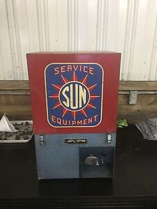 Sun Distributor Machine Sun Ignition Simulator Sun Analyzer Sun Electric