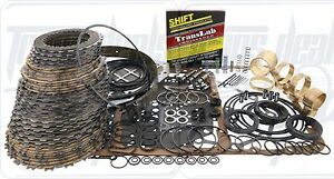 Fits Nissan Re5r05a Transmission Raybestos Deluxe Rebuild Kit Titan V8