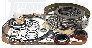 Dodge 727 Transmission High Energy Rebuild Kit Level 2 Tf 8 62 70