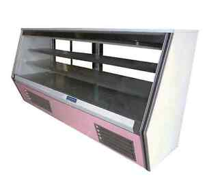 Coolman Commercial Refrigerated High Deli Meat Display Case 117