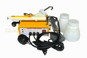 Originate Factory Portable Electrostatic Powder Coating System Pc03 5 Spray Gun