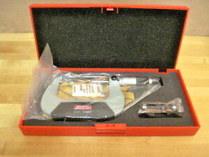 2 3 Inch Micrometer By Spi 13 793 5
